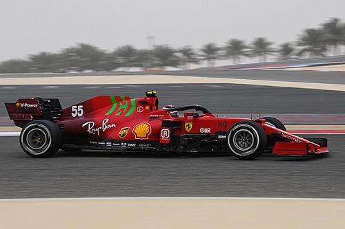 Meski Masuk Top 5, Sainz Perlu Mempelajari Ferrari SF21