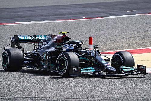 Mercedes déjà stoppé par des problèmes techniques à Bahreïn