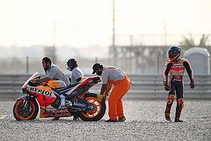 """Espargaro: """"Eerste crash met Honda niet zoals ik had verwacht"""""""