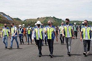 MotoGP Indonesia di Mandalika Diundur Tahun Depan
