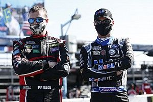 Harvick, Preece add 'challenge' of Xfinity and Truck races