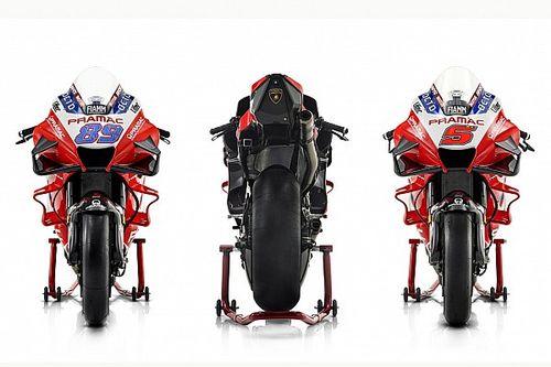 Galeri: Peluncuran Pramac Racing, Duet Zarco-Martin