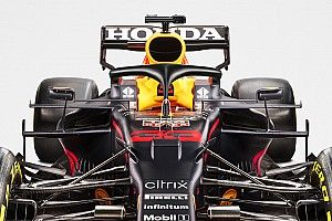 F1 2021: todas las fotos del nuevo coche de Red Bull, el RB16B