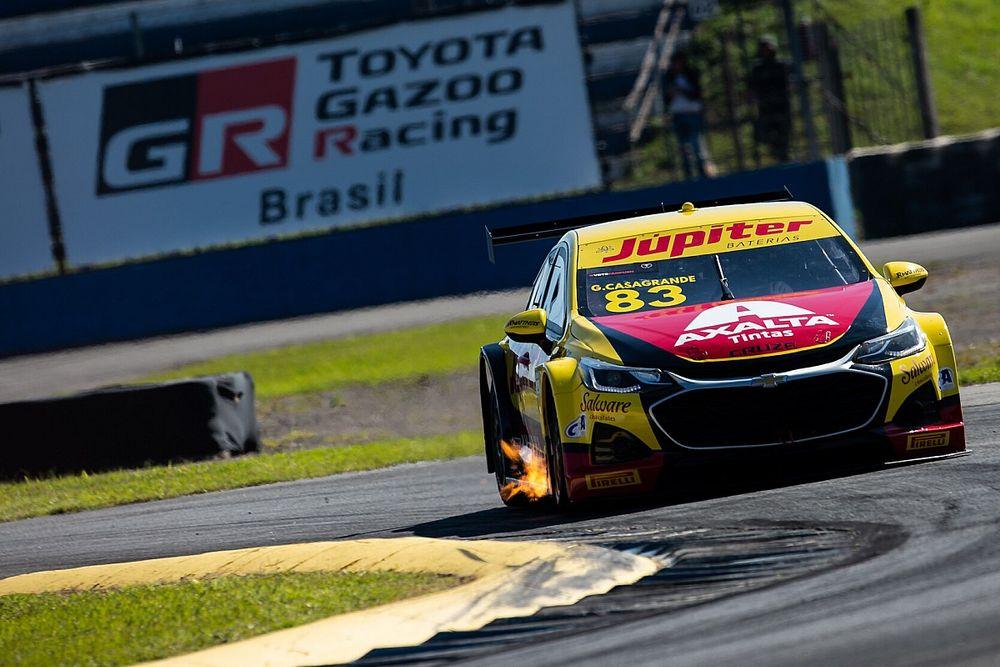 Stock: Casagrande lidera TL2 e Rossi é o destaque da Toyota; veja os tempos