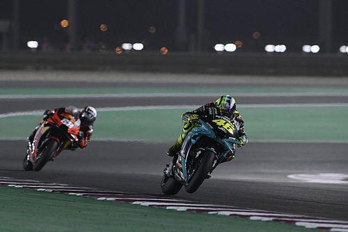 Rossi Kecewa Tim Gagal Atasi Masalah Ban di MotoGP Qatar
