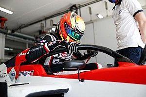 Dudu Barrichello completa mais dois dias de testes em Paul Ricard