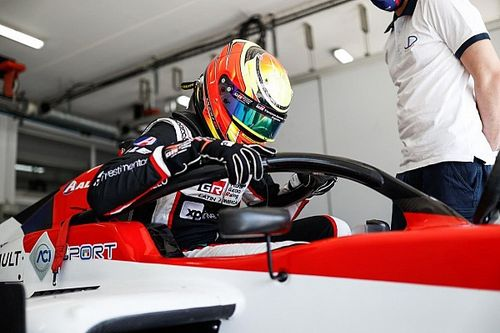 Fórmula Regional: Dudu Barrichello estreia na Europa no fim de semana