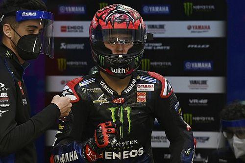 "Quartararo ""scared"" of Yamaha's overtake potential in Qatar"