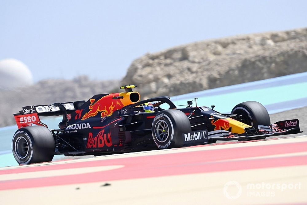 Perez needs five races to get up to speed with Red Bull