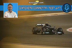 F1, Test Bahrain 2021, Giorno 2: l'analisi di Chinchero