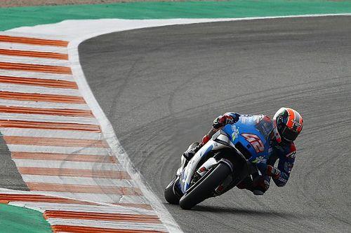 Hasil FP4 MotoGP Valencia: Rins Bawa Suzuki Kuasai Sesi