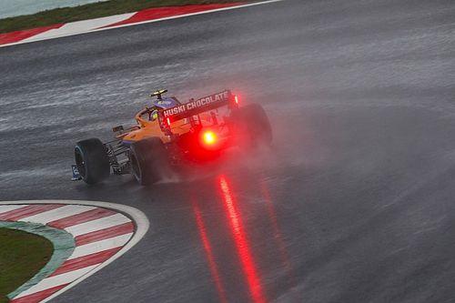 """Norris sente que carros da F1 estavam fazendo tempos de """"F2 ou F3"""""""