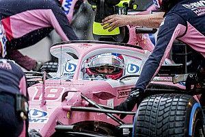 La grille de départ du Grand Prix de Turquie