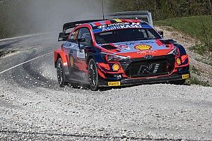 """Hyundai: """"Not impossible"""" for Neuville to still win Croatia Rally"""