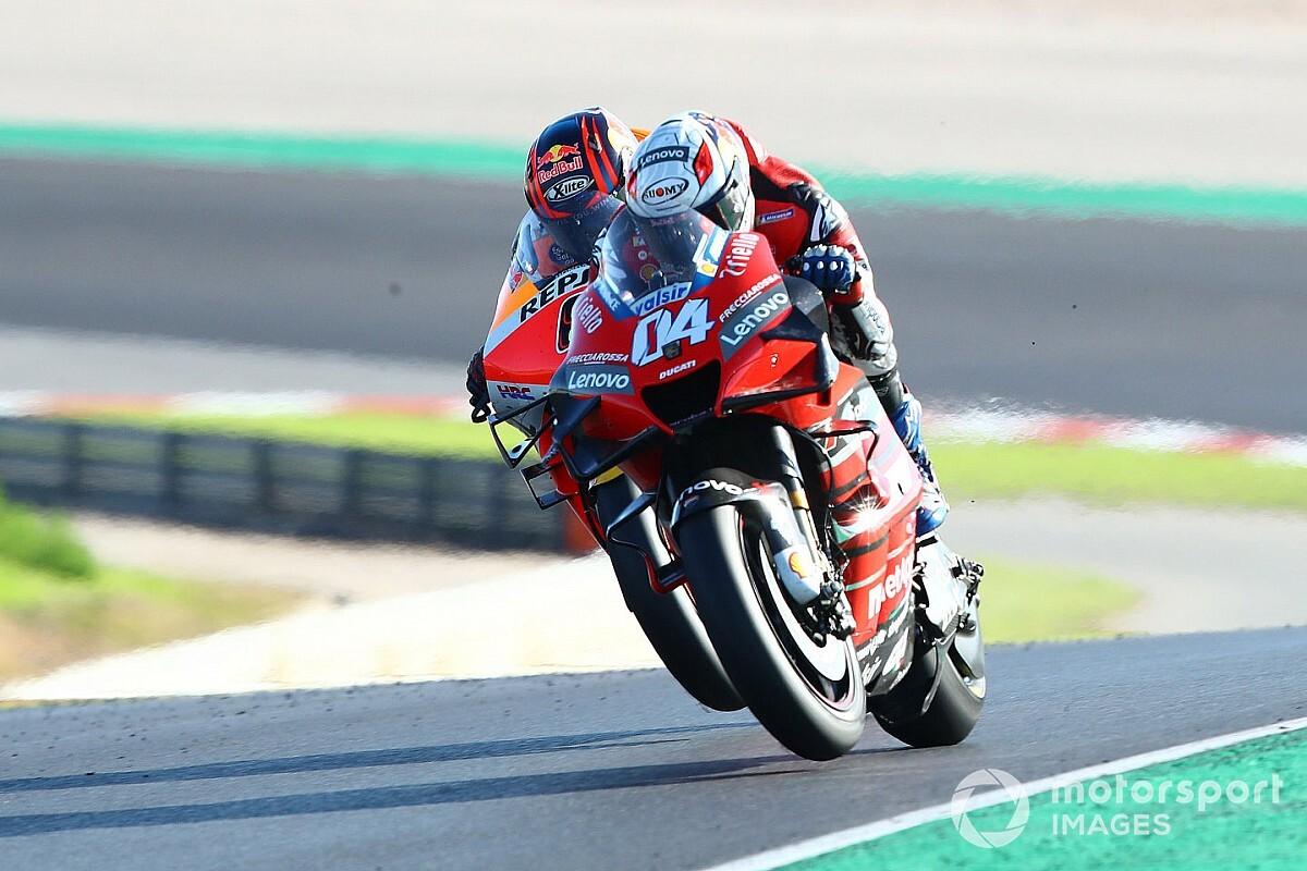Dovizioso wil 'niet ten koste van alles' naar MotoGP-team Honda