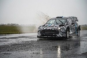 M-Sport yet to decide on name for Rally1 WRC car