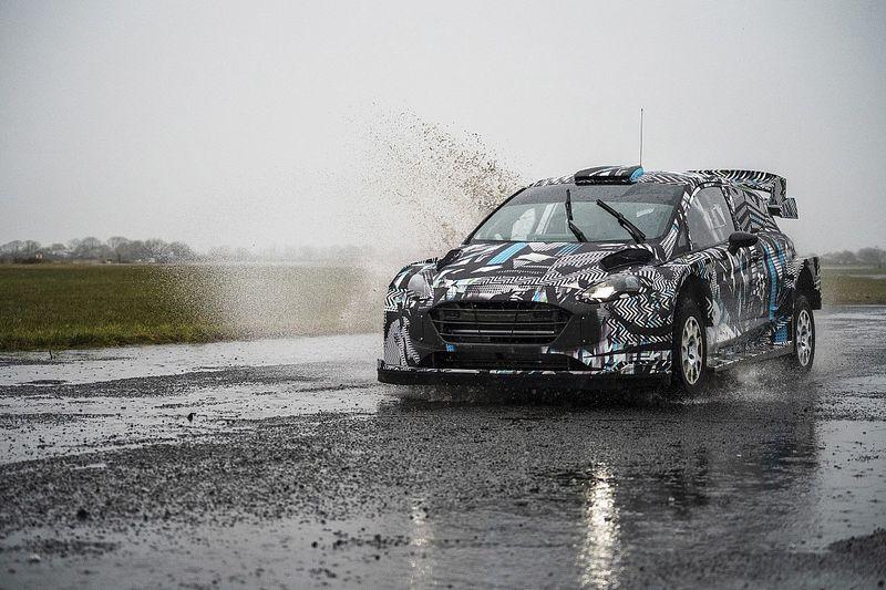 M-Sport, 2022 Rally1 WRC aracında iyi ilerleme kaydetti
