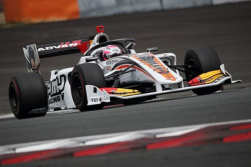 Tsuboi Ingin Tebus Kegagalan Super Formula Fuji di Suzuka