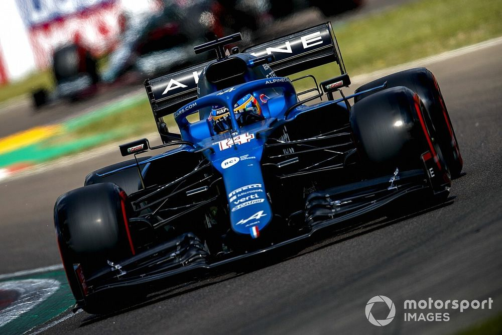 Alonso admite que improvisar na F1 é mais difícil do que na Indy e no WEC
