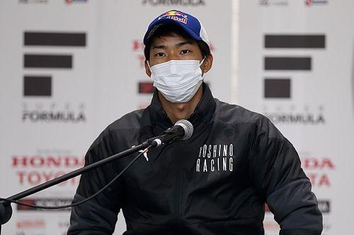 「結果のことを気にしてもしょうがない」平川亮、王座のことより週末の自身の走りに集中