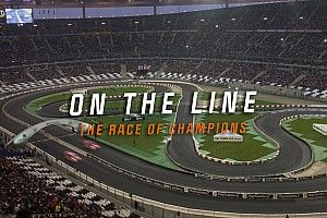 "Yeni Race of Champions belgeseli ""On The Line"" Motorsport.tv'de gösterime giriyor!"