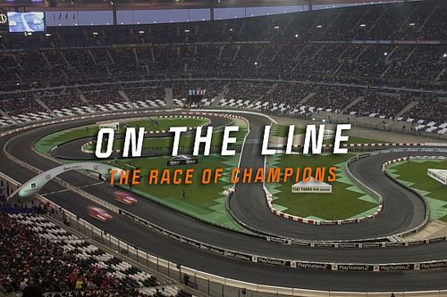 Première van nieuwe Race of Champions-docu 'On the Line' op Motorsport.tv