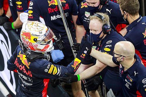 Horner: Geen zorgen over prestatieclausule in contract Verstappen