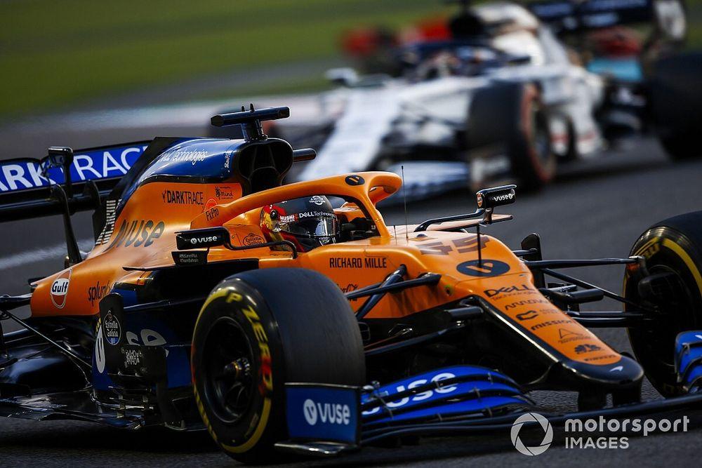 Masi verklaart uitstel onderzoek Sainz tot na GP Abu Dhabi