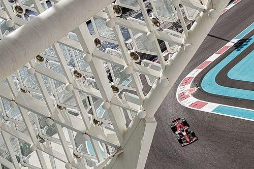 Canlı anlatım: Abu Dhabi GP 2. antrenman seansı
