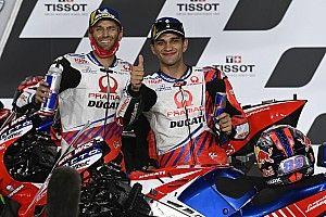 Martín: dimos un gran paso adelante en el GP de Doha
