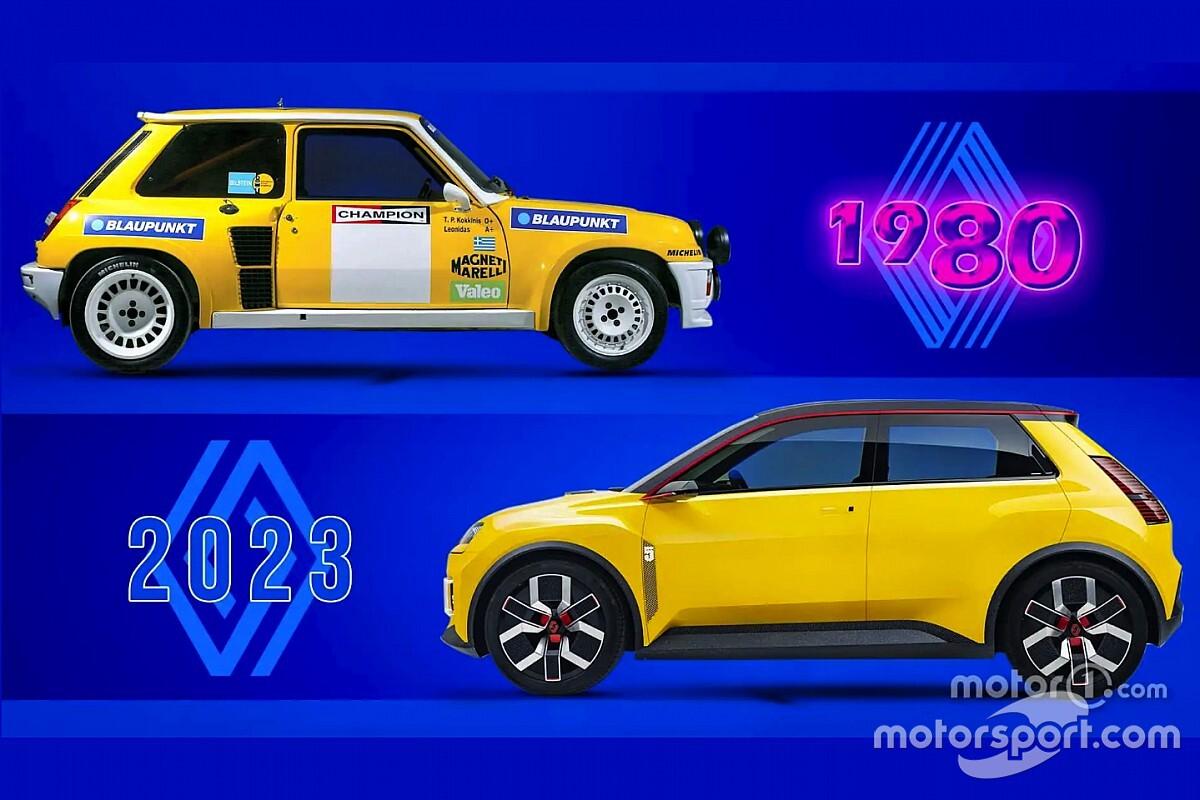Renault 5, ecco la rivoluzione che trasforma la Turbo in elettrica