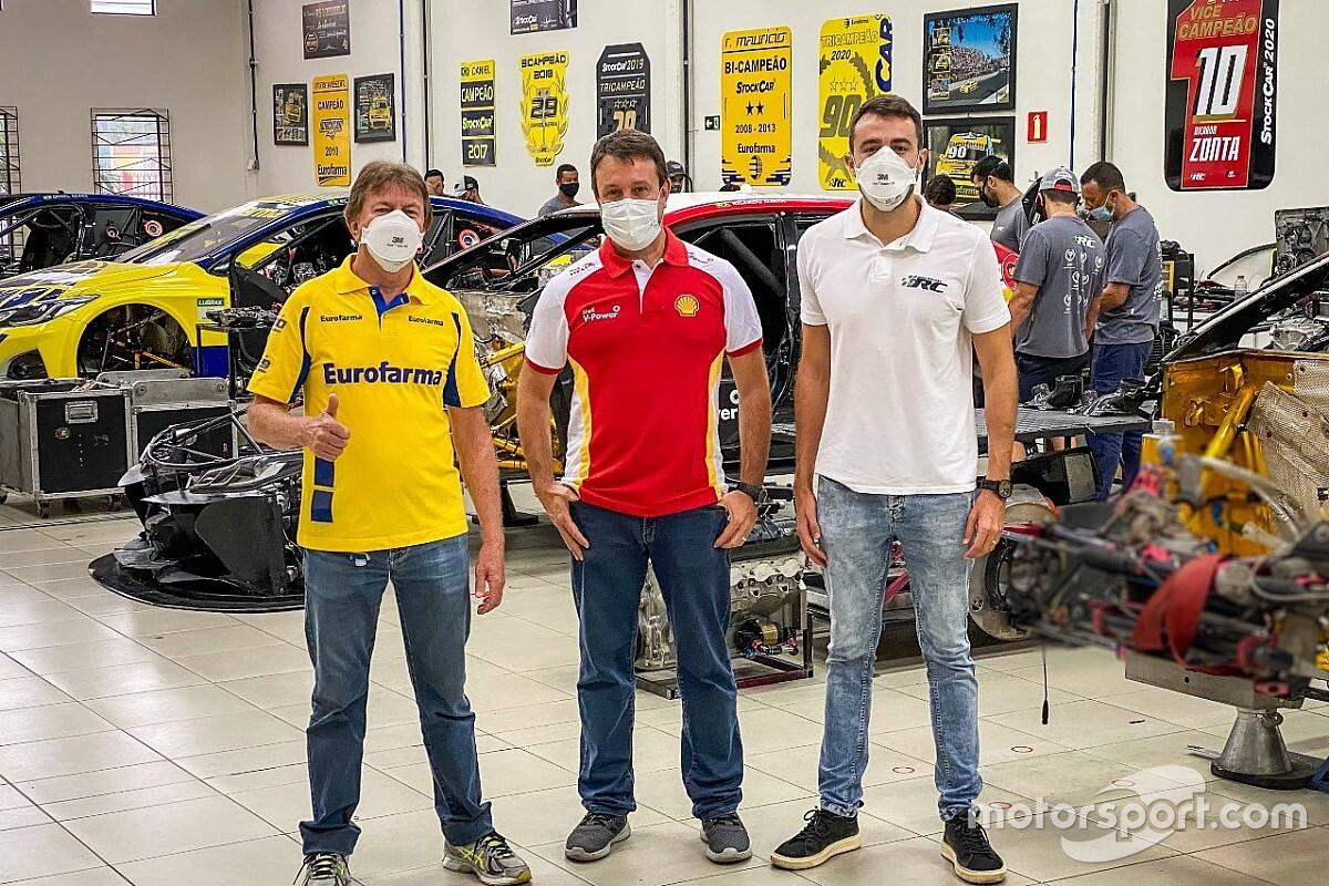 Stock Car: Marcos Laborda reforça time de Rosinei Campos em 2021