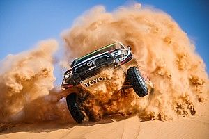 Autos, Étape 7 - Al Rajhi gagne à domicile, Peterhansel creuse l'écart