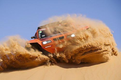 GALERÍA: mejores fotos de la etapa 3 del Dakar 2021