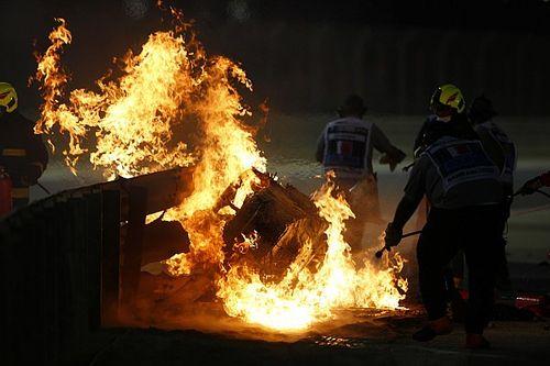 الفورمولا واحد تدافع عن التغطية التلفزيونية لحادثة غروجان بعد انتقادات ريكاردو