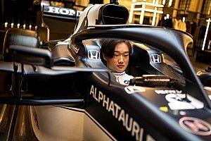 AlphaTauri Beri Dukungan Penuh kepada Tsunoda