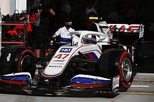 """Mick: """"Zorluklara rağmen Haas'la çalışmak keyifli"""""""