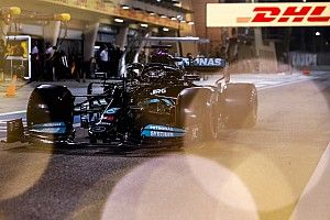 В Mercedes остались на квалификации без полной мощности