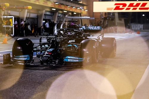 "Mercedes ""losing a little bit"" with engine derating issue at Bahrain GP"
