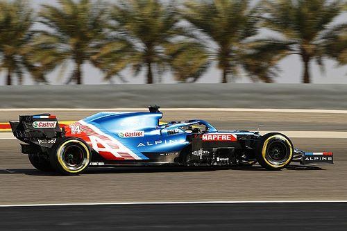 """Alonso si diverte: """"9° posto inatteso, che adrenalina!"""""""