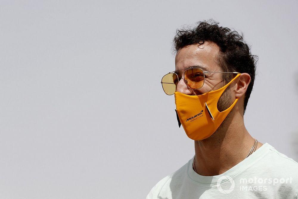 Ricciardo nagyon reméli, hogy 2022-ben beüt a sz*r