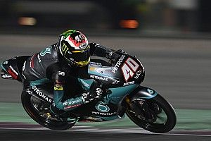 Moto3: Binder si prende pole e record in Qatar