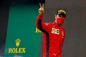 El primer podio de Vettel desde México 2019 le da el 'Piloto del día'