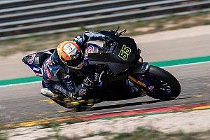 Locatelli Sulit Kendalikan Yamaha R1 di Aragon