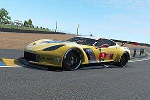 Sanal Le Mans 24 Saat yarışının lastik sponsoru Michelin oldu
