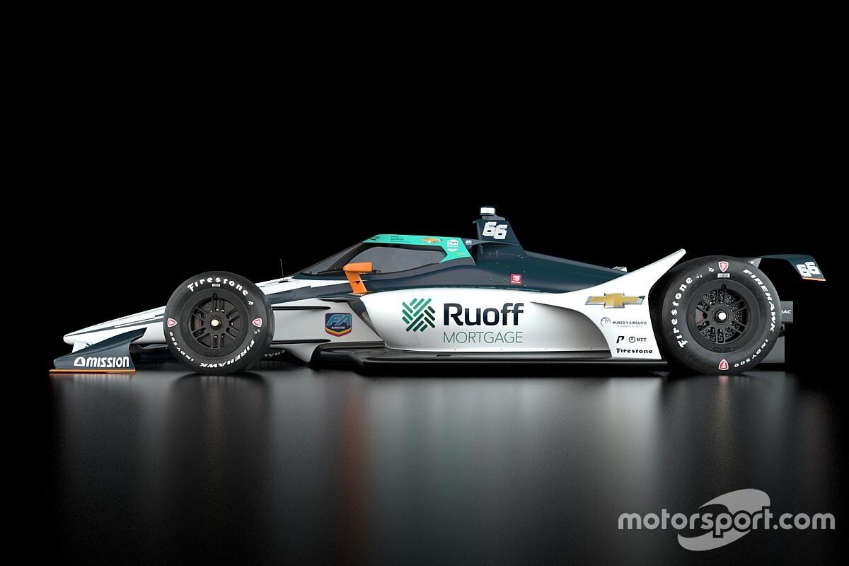 33 zgłoszenia w Indianapolis 500