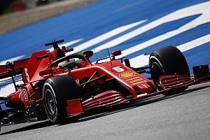 Vettel ve Leclerc, yarışta daha güçlü olmayı umuyorlar
