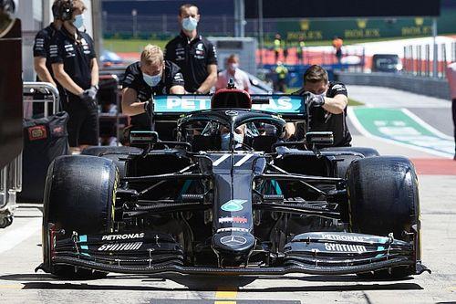 Avusturya GP: Perşembe gününden en iyi kareler