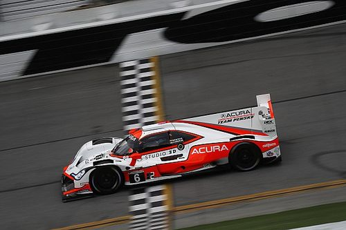 Daytona IMSA: Montoya tops first practice for Acura Penske