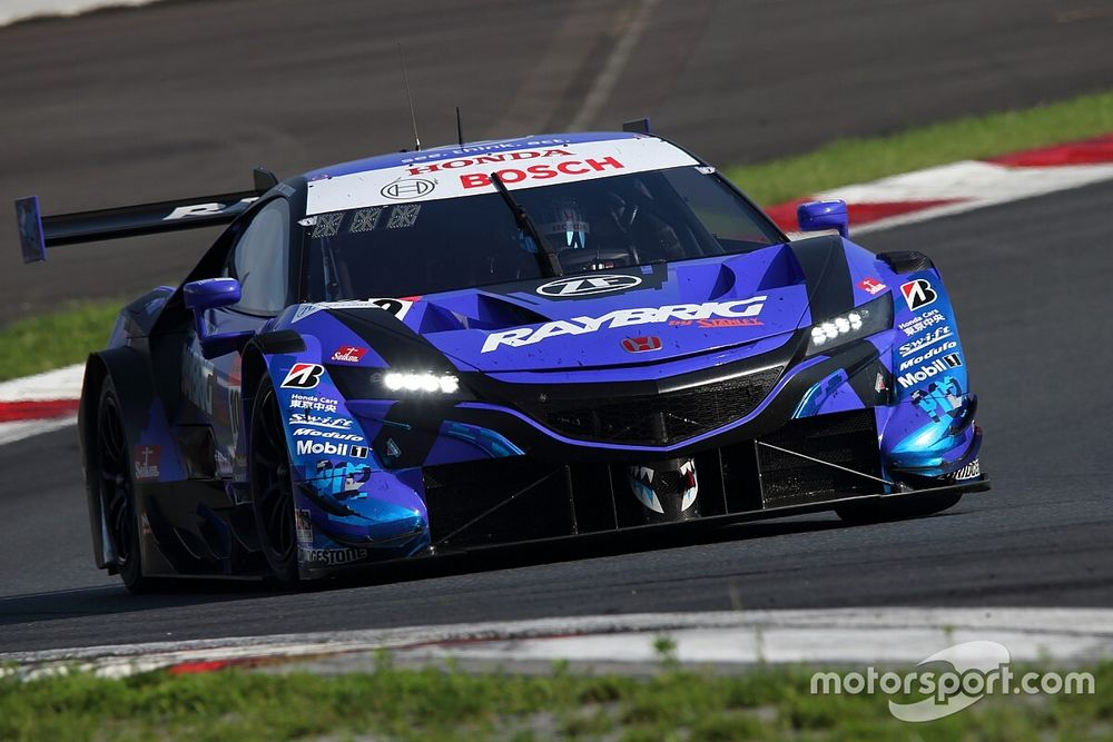 """Honda drivers """"really shocked"""" by Supra race pace"""